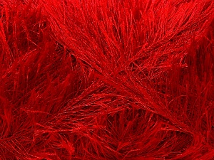 Fiber Content 100% Polyester, Red, Brand Ice Yarns, Yarn Thickness 5 Bulky  Chunky, Craft, Rug, fnt2-22716