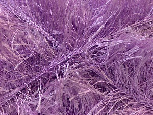 Fiber Content 100% Polyester, Lilac, Brand Ice Yarns, Yarn Thickness 5 Bulky  Chunky, Craft, Rug, fnt2-22728