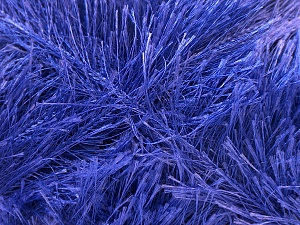 Fiber Content 100% Polyester, Purple, Brand Ice Yarns, Yarn Thickness 5 Bulky  Chunky, Craft, Rug, fnt2-22730