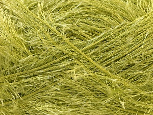 Fiber Content 100% Polyester, Brand Ice Yarns, Green, Yarn Thickness 5 Bulky  Chunky, Craft, Rug, fnt2-22738