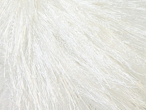 Fiber Content 100% Polyester, Optical White, Brand Ice Yarns, Yarn Thickness 5 Bulky  Chunky, Craft, Rug, fnt2-22744