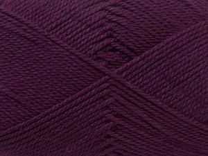 Fiber Content 100% Acrylic, Maroon, Brand Ice Yarns, Yarn Thickness 2 Fine  Sport, Baby, fnt2-23597