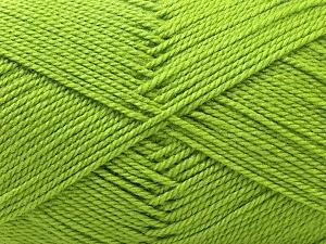 Fiber Content 100% Acrylic, Brand Ice Yarns, Green, Yarn Thickness 2 Fine  Sport, Baby, fnt2-23781