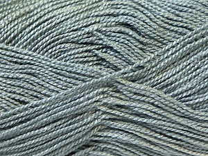 Fiber Content 100% Acrylic, Brand Ice Yarns, Grey, Yarn Thickness 1 SuperFine  Sock, Fingering, Baby, fnt2-24588