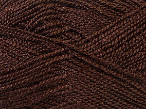 Fiber Content 100% Acrylic, Brand Ice Yarns, Brown, Yarn Thickness 1 SuperFine  Sock, Fingering, Baby, fnt2-24591