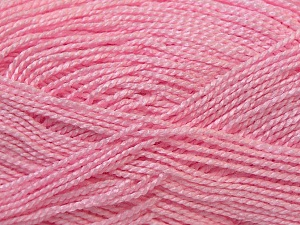 Fiber Content 100% Acrylic, Light Pink, Brand Ice Yarns, Yarn Thickness 1 SuperFine  Sock, Fingering, Baby, fnt2-24595