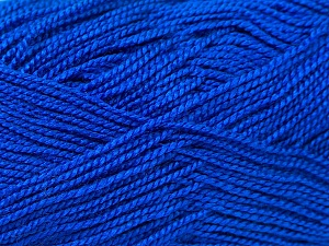 Fiber Content 100% Acrylic, Brand Ice Yarns, Blue, Yarn Thickness 1 SuperFine  Sock, Fingering, Baby, fnt2-24607