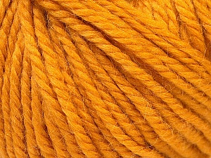 Fiber Content 40% Acrylic, 35% Wool, 25% Alpaca, Brand Ice Yarns, Gold, Yarn Thickness 5 Bulky  Chunky, Craft, Rug, fnt2-25400