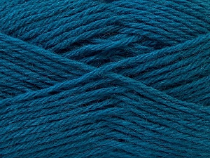 Fiber Content 70% Dralon, 30% Alpaca, Brand Ice Yarns, Blue, Yarn Thickness 4 Medium  Worsted, Afghan, Aran, fnt2-25667