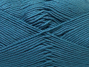 Fiber Content 100% Antibacterial Dralon, Brand Ice Yarns, Blue, Yarn Thickness 2 Fine  Sport, Baby, fnt2-32834