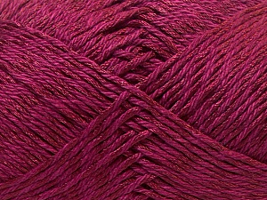 Fiber Content 50% Polyester, 50% Cotton, Brand Ice Yarns, Burgundy, Yarn Thickness 2 Fine  Sport, Baby, fnt2-33043