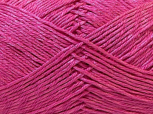 Fiber Content 50% Cotton, 50% Polyester, Pink, Brand Ice Yarns, Yarn Thickness 2 Fine  Sport, Baby, fnt2-33048