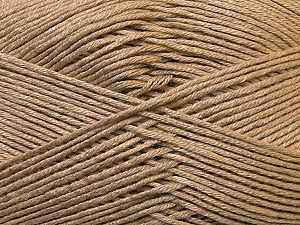 Fiber Content 100% Antibacterial Dralon, Brand Ice Yarns, Beige, Yarn Thickness 2 Fine  Sport, Baby, fnt2-34586