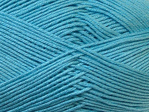 Fiber Content 100% Antibacterial Dralon, Brand Ice Yarns, Baby Blue, Yarn Thickness 2 Fine  Sport, Baby, fnt2-34590