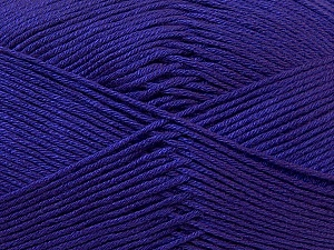 Fiber Content 100% Antibacterial Dralon, Purple, Brand Ice Yarns, Yarn Thickness 2 Fine  Sport, Baby, fnt2-34592