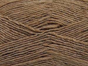 Fiber Content 50% Wool, 50% Acrylic, Brand Ice Yarns, Camel, Yarn Thickness 3 Light  DK, Light, Worsted, fnt2-35024