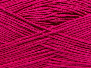 Fiber Content 100% Antibacterial Dralon, Brand Ice Yarns, Fuchsia, Yarn Thickness 2 Fine  Sport, Baby, fnt2-35239