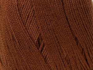 Fiber Content 100% Bamboo, Brand Ice Yarns, Brown, Yarn Thickness 2 Fine  Sport, Baby, fnt2-41454