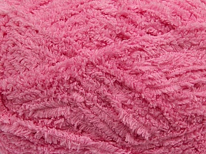 Fiber Content 100% Micro Fiber, Pink, Brand Ice Yarns, Yarn Thickness 5 Bulky  Chunky, Craft, Rug, fnt2-41766