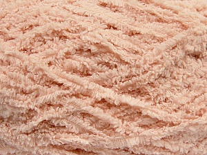 Fiber Content 100% Micro Fiber, Light Pink, Brand Ice Yarns, Yarn Thickness 5 Bulky  Chunky, Craft, Rug, fnt2-42141