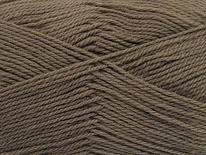 Fiber Content 100% Virgin Wool, Brand Ice Yarns, Camel, Yarn Thickness 3 Light  DK, Light, Worsted, fnt2-42307