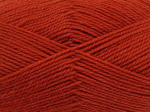 Fiber Content 100% Virgin Wool, Brand Ice Yarns, Copper, Yarn Thickness 3 Light  DK, Light, Worsted, fnt2-42308