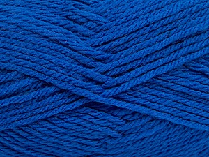 Fiber Content 50% Polyamide, 50% Acrylic, Brand Ice Yarns, Blue, Yarn Thickness 3 Light  DK, Light, Worsted, fnt2-42374