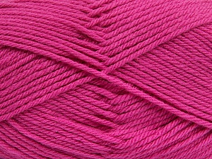 Fiber Content 50% Acrylic, 50% Polyamide, Pink, Brand Ice Yarns, Yarn Thickness 3 Light  DK, Light, Worsted, fnt2-42377