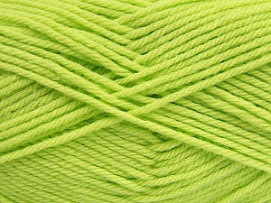 Fiber Content 50% Polyamide, 50% Acrylic, Brand Ice Yarns, Baby Green, Yarn Thickness 3 Light  DK, Light, Worsted, fnt2-42383