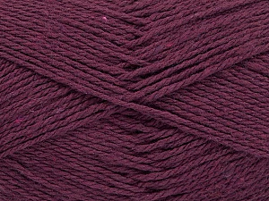 Fiber Content 100% Cotton, Purple, Brand Ice Yarns, Yarn Thickness 3 Light  DK, Light, Worsted, fnt2-44319