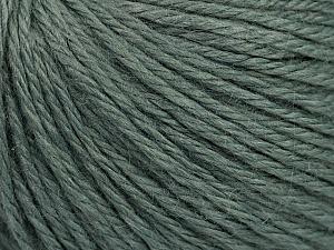 Fiber Content 40% Merino Wool, 40% Acrylic, 20% Polyamide, Brand Ice Yarns, Grey, Yarn Thickness 3 Light  DK, Light, Worsted, fnt2-45804