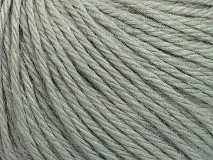 Περιεχόμενο ίνας 40% Ακρυλικό, 40% Μαλλί Μερινός , 20% Πολυαμίδη, Light Grey, Brand Ice Yarns, Yarn Thickness 3 Light  DK, Light, Worsted, fnt2-45805