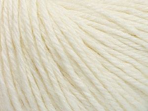 Fiber Content 40% Acrylic, 40% Merino Wool, 20% Polyamide, White, Brand Ice Yarns, Yarn Thickness 3 Light  DK, Light, Worsted, fnt2-45806