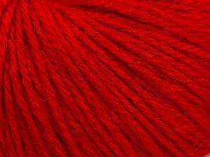 Fiber Content 40% Acrylic, 40% Merino Wool, 20% Polyamide, Red, Brand Ice Yarns, Yarn Thickness 3 Light  DK, Light, Worsted, fnt2-45810