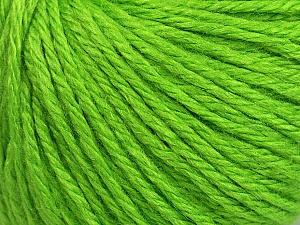 Περιεχόμενο ίνας 40% Μαλλί Μερινός , 40% Ακρυλικό, 20% Πολυαμίδη, Brand Ice Yarns, Green, Yarn Thickness 3 Light  DK, Light, Worsted, fnt2-45817