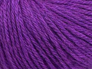Fiber Content 40% Merino Wool, 40% Acrylic, 20% Polyamide, Lavender, Brand Ice Yarns, Yarn Thickness 3 Light  DK, Light, Worsted, fnt2-45824