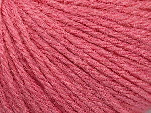 Fiber Content 40% Merino Wool, 40% Acrylic, 20% Polyamide, Pink, Brand Ice Yarns, Yarn Thickness 3 Light  DK, Light, Worsted, fnt2-45827