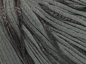 Fiber Content 79% Cotton, 21% Viscose, Brand Ice Yarns, Grey, Yarn Thickness 3 Light  DK, Light, Worsted, fnt2-48333