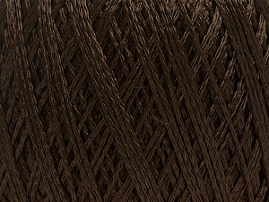 Fiber Content 60% Polyamide, 40% Viscose, Brand Ice Yarns, Dark Brown, Yarn Thickness 2 Fine  Sport, Baby, fnt2-48396