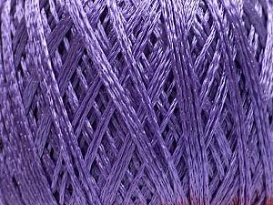 Fiber Content 60% Polyamide, 40% Viscose, Lavender, Brand Ice Yarns, Yarn Thickness 2 Fine  Sport, Baby, fnt2-48407
