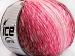 Roseto Worsted Pink Shades Light Grey Burgundy