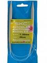 8 mm (US 11) Circular Knitting Needles. Length: 80 cm (32&amp). 8 mm (US 11) Brand SKC, acs-179