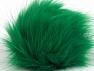 Diameter around 7cm (3&amp) Brand Ice Yarns, Green, acs-1174