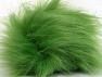 Diameter around 7cm (3&amp) Light Green, Brand Ice Yarns, acs-1175