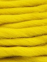 Fiber Content 100% Superwash Wool, Yellow, Brand Ice Yarns, Yarn Thickness 6 SuperBulky  Bulky, Roving, fnt2-51678