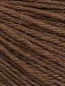 Fiber Content 55% Baby Alpaca, 45% Superwash Extrafine Merino Wool, Brand Ice Yarns, Brown, Yarn Thickness 3 Light  DK, Light, Worsted, fnt2-52762