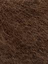 Fiber Content 52% SuperKid Mohair, 35% Polyamide, 13% Superwash Extrafine Merino Wool, Brand Ice Yarns, Brown, Yarn Thickness 1 SuperFine  Sock, Fingering, Baby, fnt2-52948