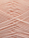 Fiber Content 50% Bamboo, 50% Acrylic, Light Salmon, Brand Ice Yarns, Yarn Thickness 2 Fine  Sport, Baby, fnt2-54234