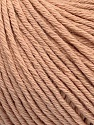 Global Organic Textile Standard (GOTS) Certified Product. CUC-TR-017 PRJ 805332/918191 Fiberinnehåll 100% Ekologisk bomull, Powder Pink, Brand Ice Yarns, Yarn Thickness 3 Light  DK, Light, Worsted, fnt2-54735