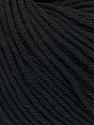 Global Organic Textile Standard (GOTS) Certified Product. CUC-TR-017 PRJ 805332/918191 Contenido de fibra 100% El algodón orgánico, Brand Ice Yarns, Black, Yarn Thickness 3 Light  DK, Light, Worsted, fnt2-54793